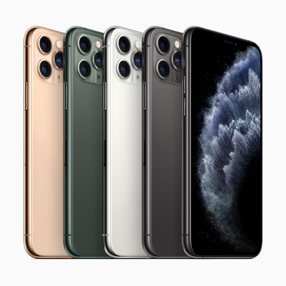 Apple a retras de pe piață iPhone 11 Pro. Iată care sunt modelele pe care le mai comercializează