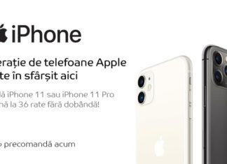 precomanda iphone 11 pro
