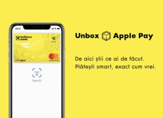 apple pay raiffeisen romania