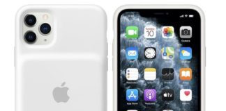 apple smart battery case iphone 11
