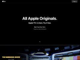 apple tv plus romania