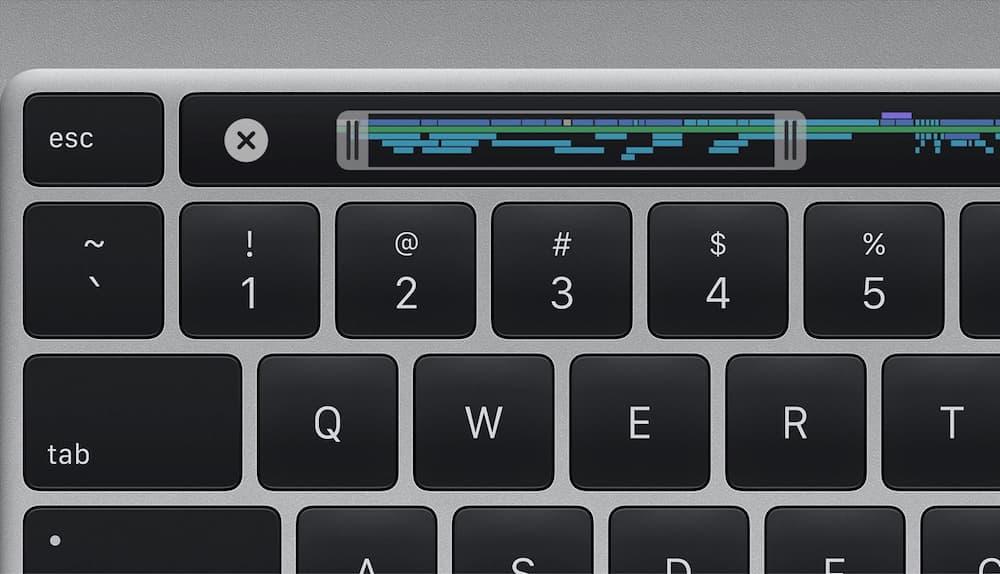 macbook pro 16 inchi tastatura