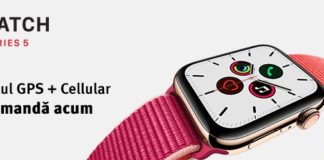 pret apple watch cellular romania