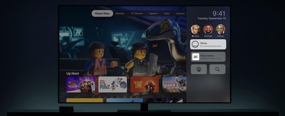 tvOS 13.4 beta 5 a fost lansat pentru Apple TV