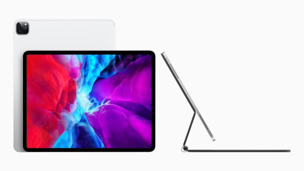 iPad Pro 4 a fost lansat și vine cu scaner LiDAR, două camere, A12Z Bionic și un nou accesoriu