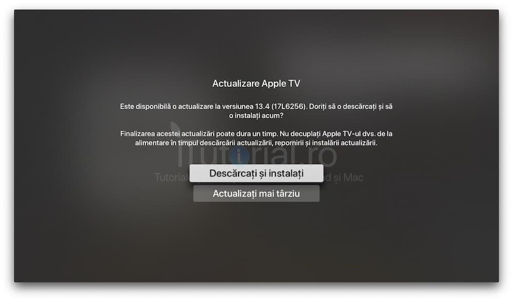 tvOS 13.4 a fost lansat pentru Apple TV 4 și 4K. Iată noutățile