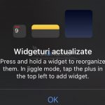 editare widgeturi ios 14 beta 3