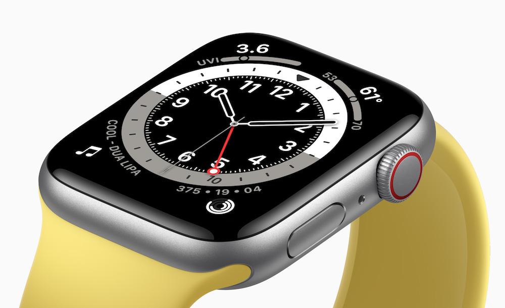apple watch se cadran