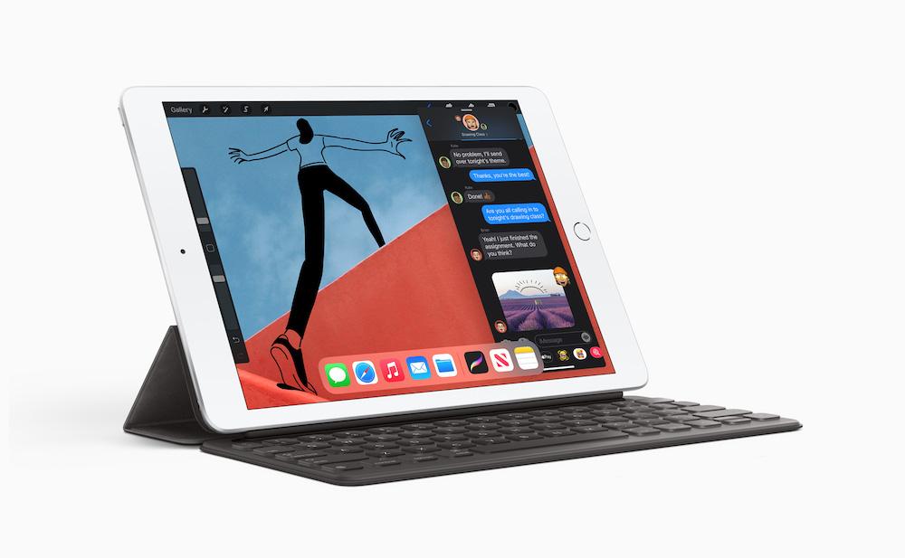 iPad 8 a fost lansat de către Apple și vine cu un salt important în performanțe