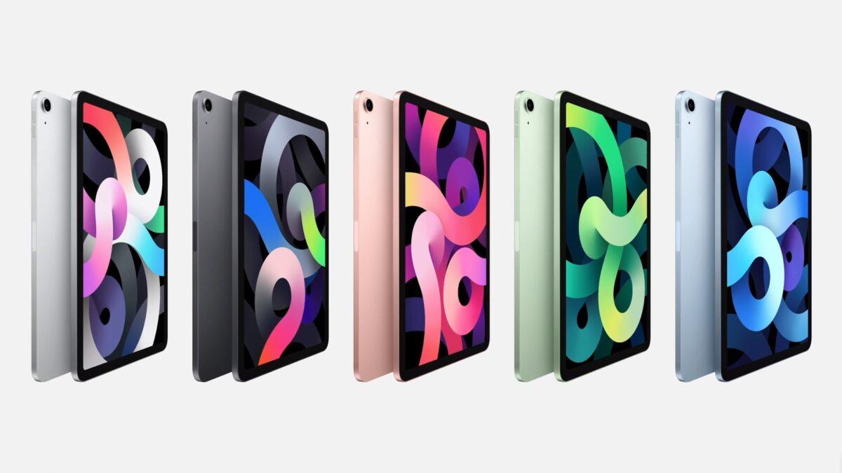 iPad Air 4 a fost prezentat de Apple și este cel mai puternic și mai colorat Air de până acum