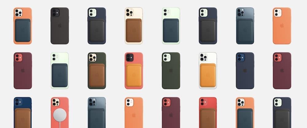 Apple a lansat noi carcase și accesorii MagSafe pentru iPhone 12