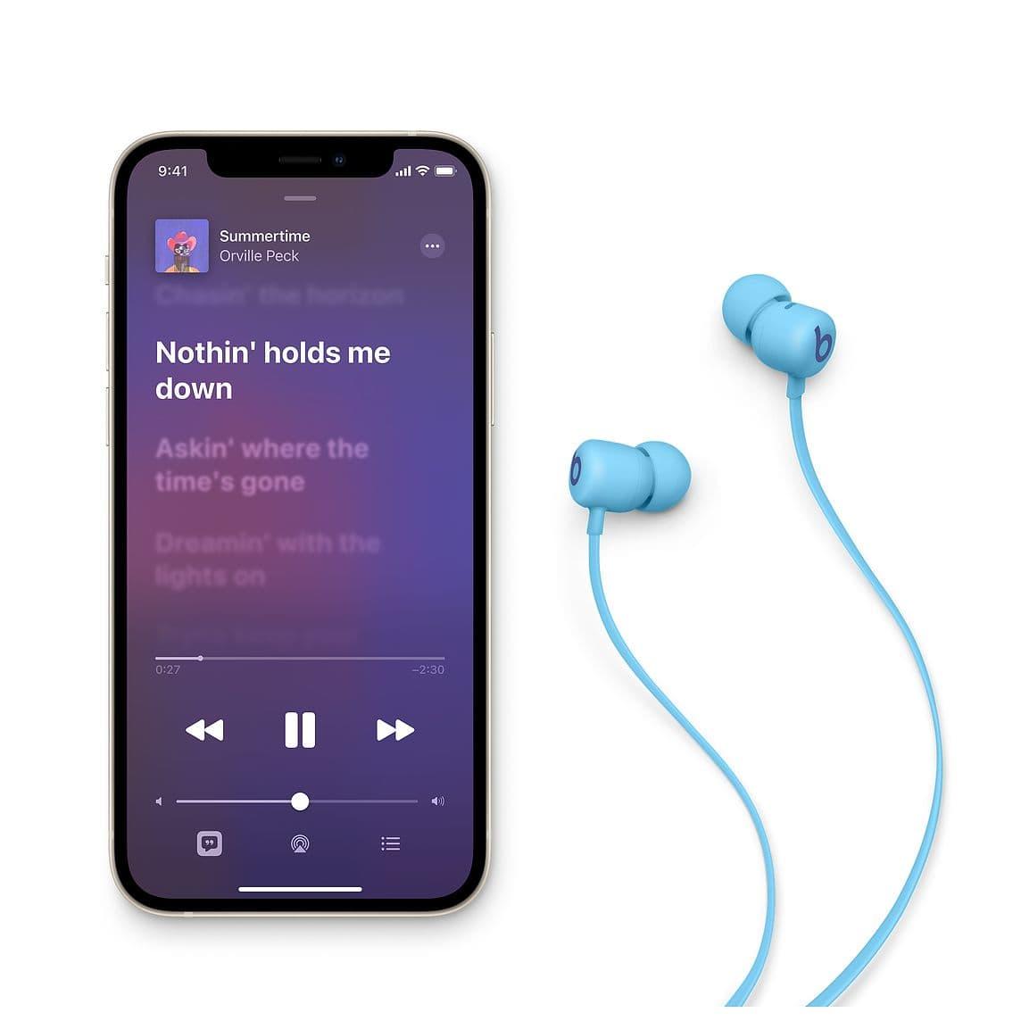 Beats Flex au fost lansate – iată cât costă cele mai ieftine căști Bluetooth de la Apple