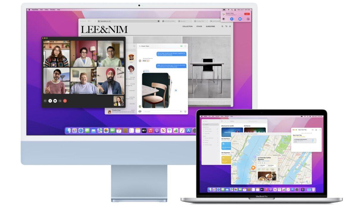 Iată care sunt Mac-urile compatibile cu macOS 12 Monterey