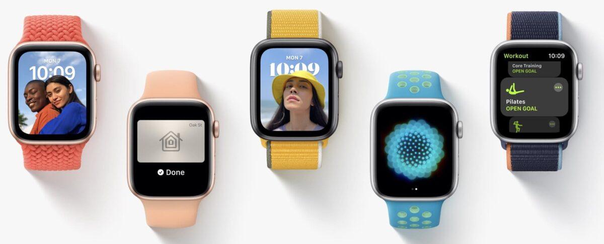 watchOS 8 – iată pe ce modele de Apple Watch va putea fi instalat
