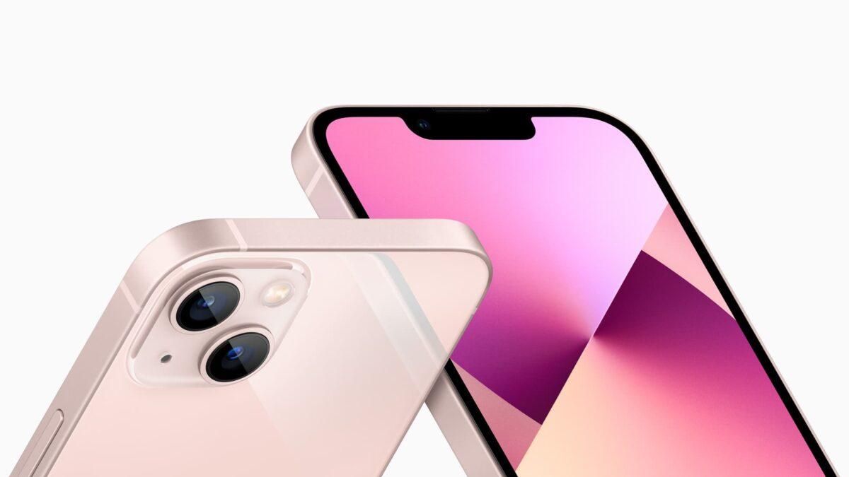 iphone 13 design camera