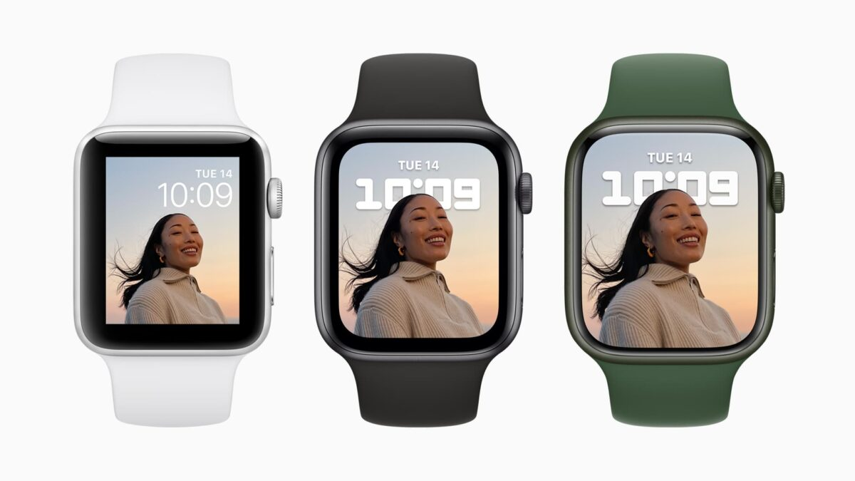 apple watch s3 s7 s4