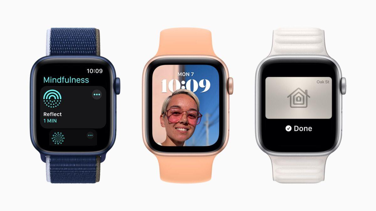 watchOS 8.1 beta 4 a fost lansat pentru Apple Watch