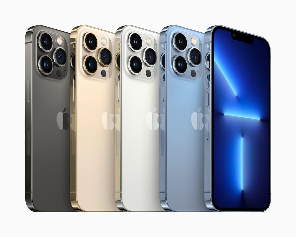 iphone 13 pro max culori